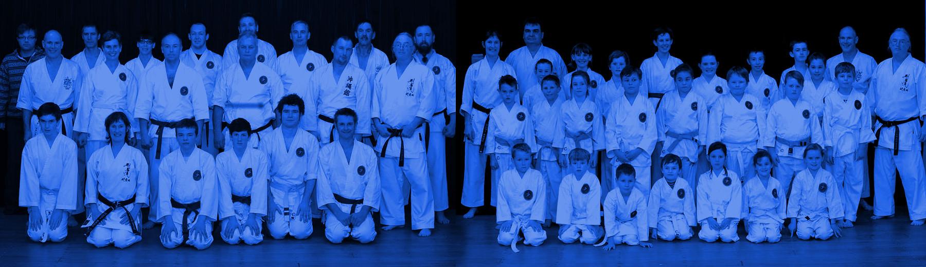 Dunedin Seiden Goju Ryu Karate